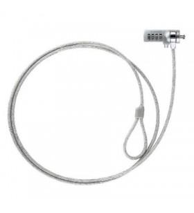 Cable de Seguridad para Portátiles TooQ TQCLKC0015 TQCLKC0015