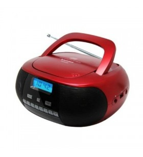 Radio CD Sunstech CRUSM400RD CRUSM400RD