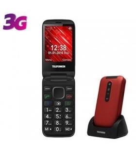 telefunken tm 360 cosi para personas mayores/ rojo TELEFUNKEN