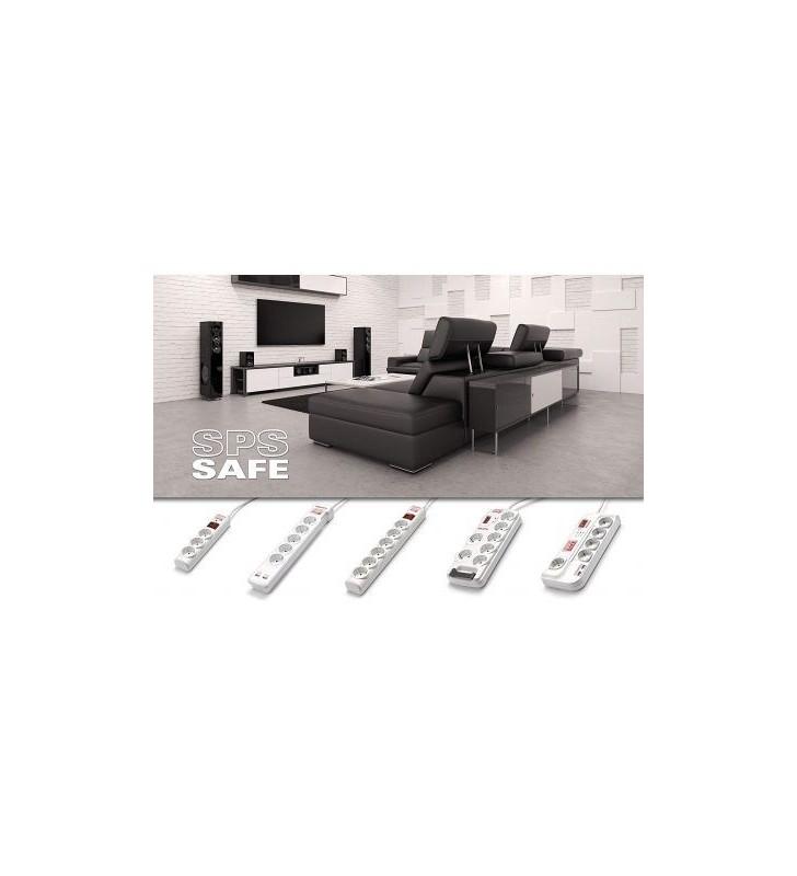 Regleta con interruptor Salicru SAFE MASTER 680BA-05