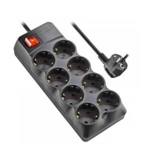 Regleta con interruptor NGS Surge Pole 800 POLE800