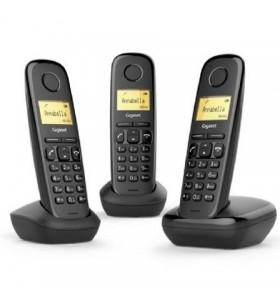 Teléfono Inalámbrico Gigaset A170 Pack TRIO L36852-H2802-D211