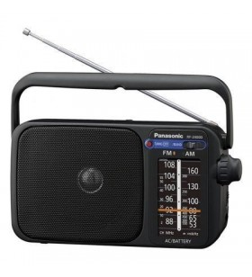 Radio Portátil Panasonic RF RF-2400DEG-K