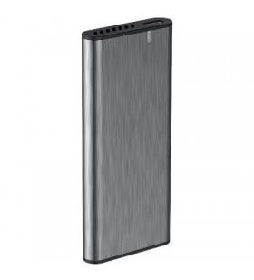 Caja Externa para Disco Duro SSD M.2 SATA Aisens ASM2 ASM2-007GRY