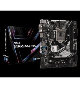 Asrock B365M-HDV LGA 1151 90-MXB9R0-A0UAYZ