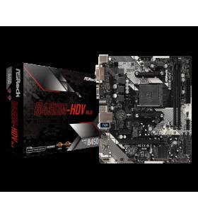 Asrock B450M-HDV 90-MXB9N0-A0UAYZ