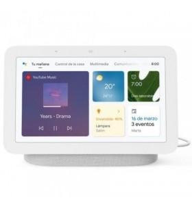 Altavoz Inteligente Google NEST HUB (2ª Generación) Tiza GA01331-IT
