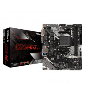 Asrock A320M-DVS R4.0 AMD 90-MXB9M0-A0UAYZ