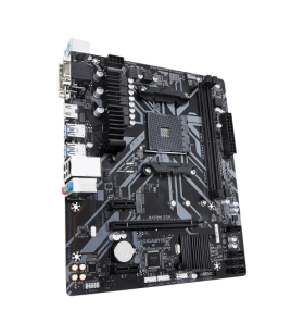 Gigabyte B450M S2H (rev. 1.0) Zócalo AM4 Micro ATX AMD B450 GAB45MS2H-00-G