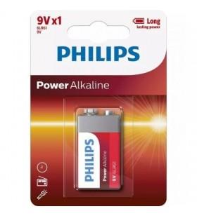 Pila Alcalina Philips 6LR61P1B 6LR61P1B/10