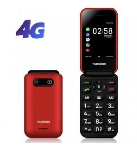 Teléfono Móvil Telefunken S760 para Personas Mayores TF-GSM-760-CAR-RD