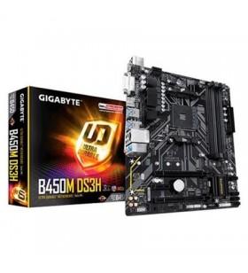 Placa base gigabyte b450m...