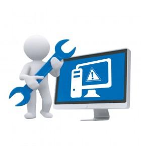 Contrato anual parra servicio técnico tanto por remoto como telefónico. Numero de incidencias y asistencia ilimitada valido p...