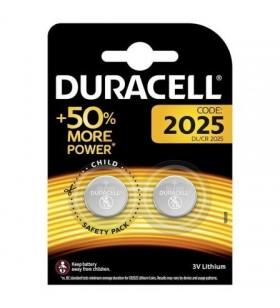 Pack de 2 Pilas de Botón Duracell DL2025B2 DL2025B2