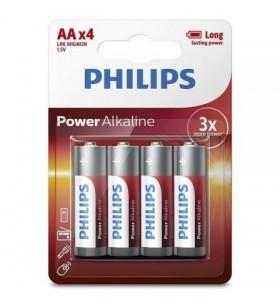 Pack de 4 Pilas AA Philips LR6P4B LR6P4B/05