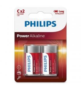 Pack de 2 Pilas C Philips LR14P2B LR14P2B/05