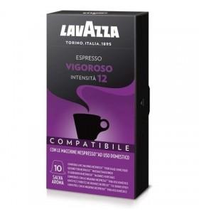 Cápsula Lavazza Vigoroso para cafeteras Nespresso 8660