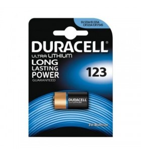 Pila Duracell Ultra M3 DL123 DL123