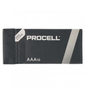 Pack de 10 Pilas AAA L03 Duracell PROCELL ID2400IPX10 ID2400IPX10