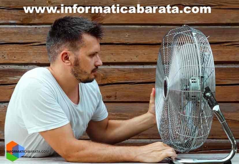 ventiladores y climatizadores